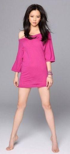 Cute pink dress...