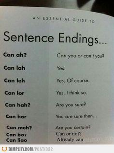 #Singlish