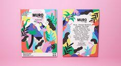Consultez ce projet @Behance: \u201cMuro festival\u201d https://www.behance.net/gallery/47754803/Muro-festival