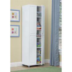 System Build 24 in. Utility/Pantry Storage Cabinet | Hayneedle