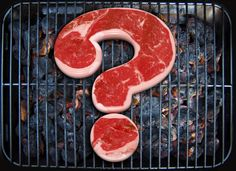 The Link Between Meat and Cancer. But, don't get scared over to vegetarianism just yet!