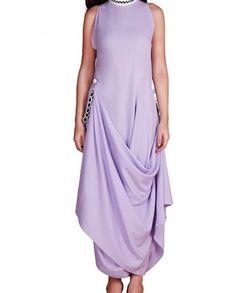 Drape Dress By Fashion Designer Nisha Hoodani