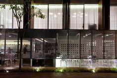 Design de restaurante paulista é elogiado pela revista britânica Wallpaper (Foto: Reprodução)