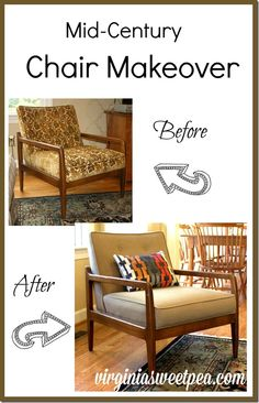 Mid-Century Chair Ma