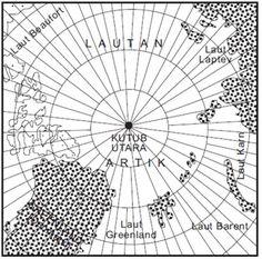 Macam-macam Proyeksi Peta ~ Attahiyat Blog's