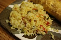 Mexican Rice by fakeginger, via Flickr