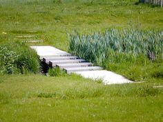 19 Bruel&Delmar-STJP-Crossing-a-ditch-Concrete-&-wood « Landscape Architecture Works | Landezine