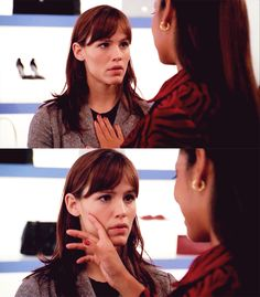 """Anna getting on Sydney's nerves.  There's a fight scene right after this.  Season 4 Episode """"Echoes"""""""