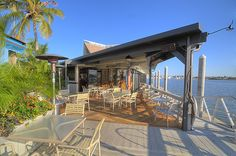 Naples - Boathouse waterfront restaurant