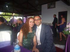 Minha linda esposa, Thecilia...