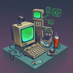 Futurism Art, Retro Futurism, Prop Design, Game Design, Overwatch Wallpapers, Game Props, Arte Cyberpunk, Creature Design, Retro Design