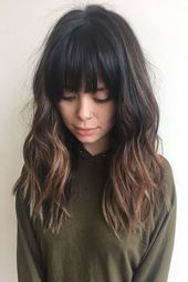 awesome 44 Amazing Hairstyles with Long Bangs Sassy and Unuasual Bangstyle Hair Long Amazing awesome Bangs hairstyles long Sassy Unuasual Smart Hairstyles, Easy Hairstyles For Long Hair, Trending Hairstyles, Pretty Hairstyles, Amazing Hairstyles, Men's Hairstyle, Funky Hairstyles, Cute Long Haircuts, Long Layered Haircuts