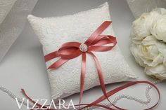 wedding traditions White Wedding Pillow silver wedding rose