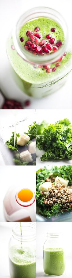 Looking for detox smoothies to boost your energy? Whether you need a cleanse or want to lose some weight, there's a detox smoothie recipe that you'll love! Green Tea Detox, Green Detox Smoothie, Healthy Green Smoothies, Good Smoothies, Healthy Drinks, Healthy Recipes, Healthy Foods, Detox Smoothie Recipes, Detox Smoothies