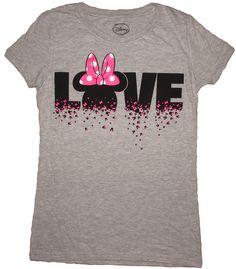 T-Shirt (large) kids nightwear, girls sleepwear, mouse logo, t shirt painti Disney Shirts For Family, Shirts For Teens, T Shirts For Women, Kids Nightwear, Girls Sleepwear, Disney Outfits, Kids Outfits, Cute Outfits, Sweat Shirt