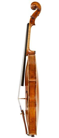 Violino | Alessandro Gagliano | Napoli | c. 1710