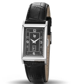 fr lip steel watch bicolour quartz made in France Cheap Watches, French Brands, Square Watch, Watch Brands, Churchill, Lips, Quartz, Stainless Steel, Accessories