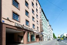 King's Hotel Center is in the heart of Munich, walking distance from Spaten Brewery and Augustiner Keller. This hotel is close to Marienplatz and English Garden.  See Photos & Booking Options here http://www.lowestroomrates.com/avail/hotels/Germany/Munich/King-s-Hotel-Center.html?m=p  #Munich