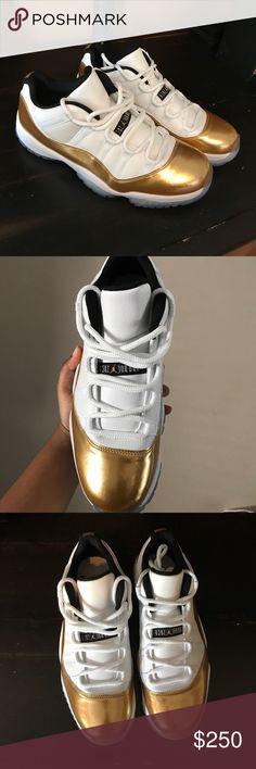 "Retro Jordan 11 low ""Closing Ceremony""✨🌟 100% AUTHENTIC, barely worn, in very good shape Jordan Shoes Sneakers"