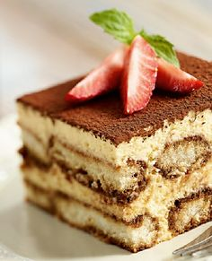 Low FODMAP Recipe and Gluten Free Recipe - Tiramisu http://www.ibssano.com/low_fodmap_dessert_tiramisu.html