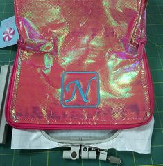 Embroider anything that is supposed to be waterproof with Sulky Stick 'N Stitch Stabilizer - learn how here!