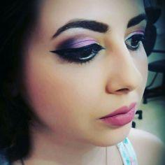 Maquiagem feita por Mayara Cipriano maquiadora profissional