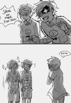 Two Ciphers AU