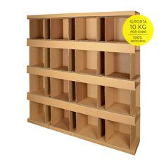 Cubo - Cartone Design - Móveis de Papelão                                                                                                                                                                                 Mais
