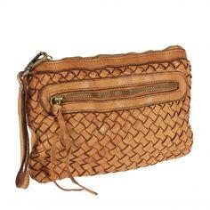 138d581ad5483 KARINA - Pochette -shoulder bag with braided leather - Weetooshop