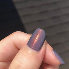 """Jasmine Meng on Instagram: """"#velvetine from @cirquecolors very pretty polish. Looks gorgeous in direct sunlight ☀️ #cirquecolors #cirquecolorsvelvetine #purplenails…"""" Purple Nails, Looking Gorgeous, Sunlight, Jasmine, Polish, Pretty, Color, Beauty, Instagram"""