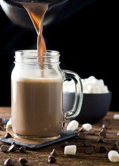 How to Make Homemade Hot Chocolate recipe