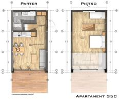Prefabricated Houses, Prefab Homes, Modular Homes, Minimal House Design, Tiny House Design, Tiny House Cabin, Small House Plans, Glass Cabin, Casa Loft