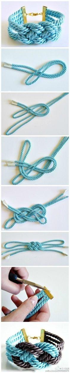 几款手链编……_来自樱飞雪舞的图片分享-堆糖