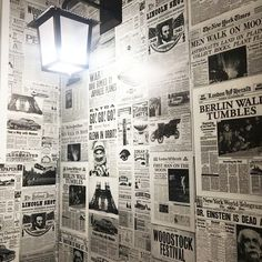 I want this type of wall behind my bed Newspaper Wallpaper, Newspaper Background, Blur Photo Background, Scenery Background, Studio Background Images, Aesthetic Room Decor, Sky Aesthetic, Jornal Wallpaper, I Miss You Cute