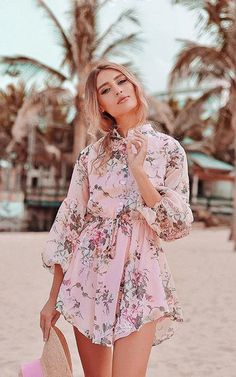 Evie Floral Shirt Dress at ikrush Floral Shirt Dress, Pink Dress, Evie, Nice Dresses, Floral Prints, Bohemian, Shirts, Style, Fashion