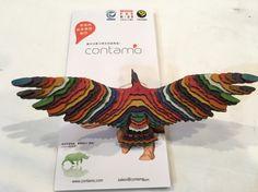 #contamo eagle