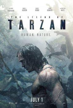 legend Tarzan on Behance