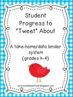 Help your students organize and track their data and keep parents informed at the same time with this 216-page file.  Studies show that students perform better if they track their own progress!  This product has every graph and label you will need to get started.