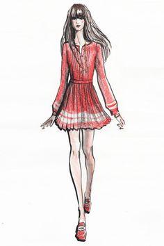 Zooey Deschanel pour Tommy Hilfiger : découvrez la collection capsule de 16 robes preppy | Glamour