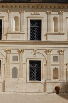 Le chateau d'Ancy-le-Franc (3)
