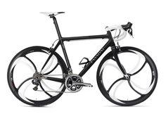 NeroXL laterale prima_option_16_new wheels_white_lo | por PASSONI BIKES