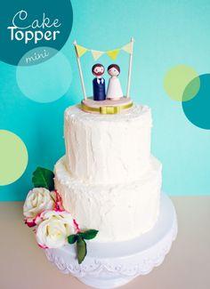 Cake Topper mini