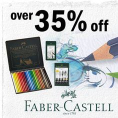 StudioArtShop - Discount Art, Graphic, Card Making and Craft Materials, Daler Rowney Winsor & Newton ProArte brushes Staedtler Papermania Faber Castell
