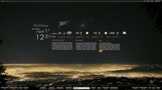 The Happy Sky Desktop