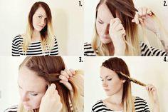 coiffure ado rapide et simple