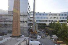 Wallner - Ausbau der Fachhochschule Vorarlberg schreitet zügig voran