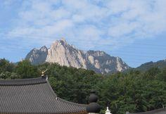 Dobongsan, kor. 도봉산, Hanja 道峰山, Seoul, Korea