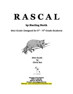 Rascal sterling north study guide