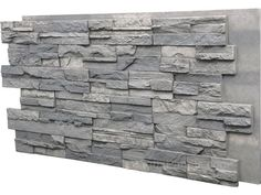 Wellington Dry Stack Earth Panel - W 48 - H 25 - 1 Thick