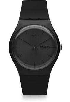 Montre Black Rebel SUOB702 - Swatch - Vue 0